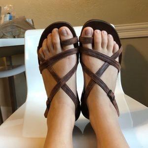 Chaco Dorra Sandals